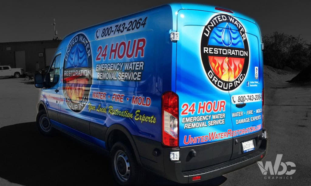 Drive With Commercial Wraps in Lakeland, FL | WBC Graphics